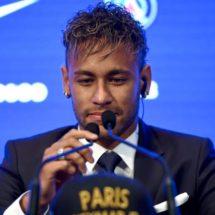 Neymar le nouveau Parisien