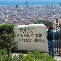 Les touristes ne sont plus les bienvenus en Espagne