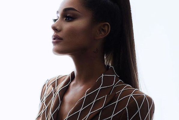 Ariana Grande cosmetique