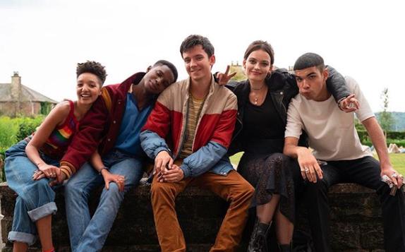 Les acteurs de Sex Education saison 2