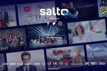 Salto nouvelle plateforme