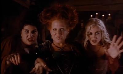 hocus pocus disney