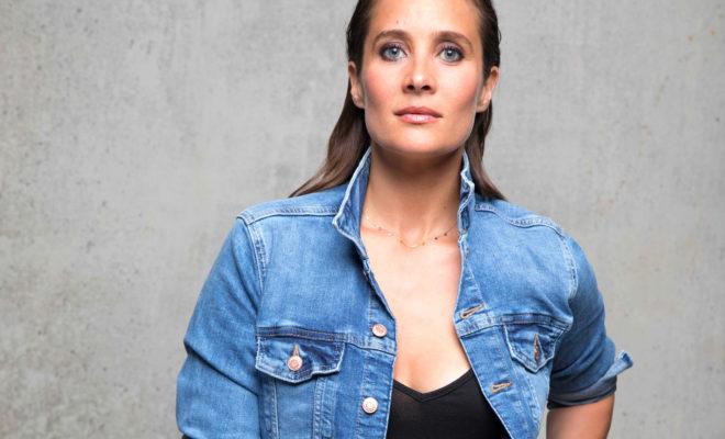 Julie De Bona, actrice