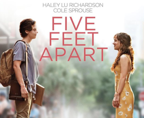 Film Five Feet Apart