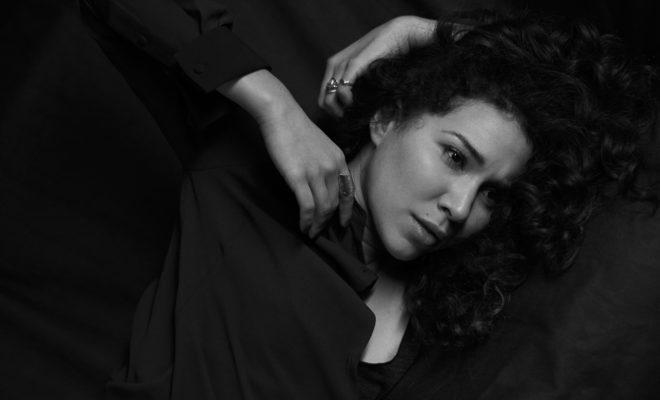 Portrait Sofiia Manousha