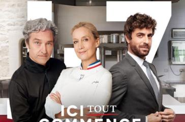 Ici tout commence, la nouvelle série TF1