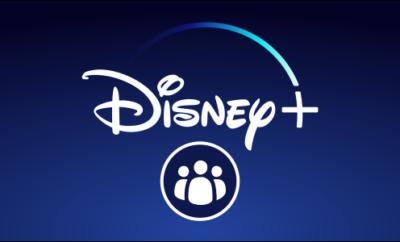 Group Watch Disney +
