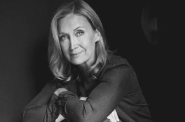 Portrait de la comédienne Catherine Marchal