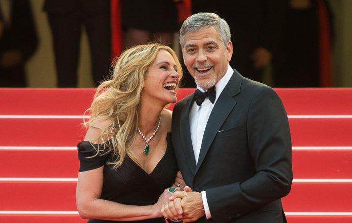 George Clooney, Julia Roberts, comédie romantique, Paradise to ticket
