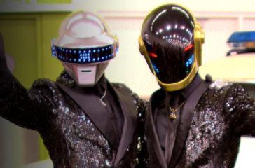 Les clips du mois : sélection spéciale Daft Punk