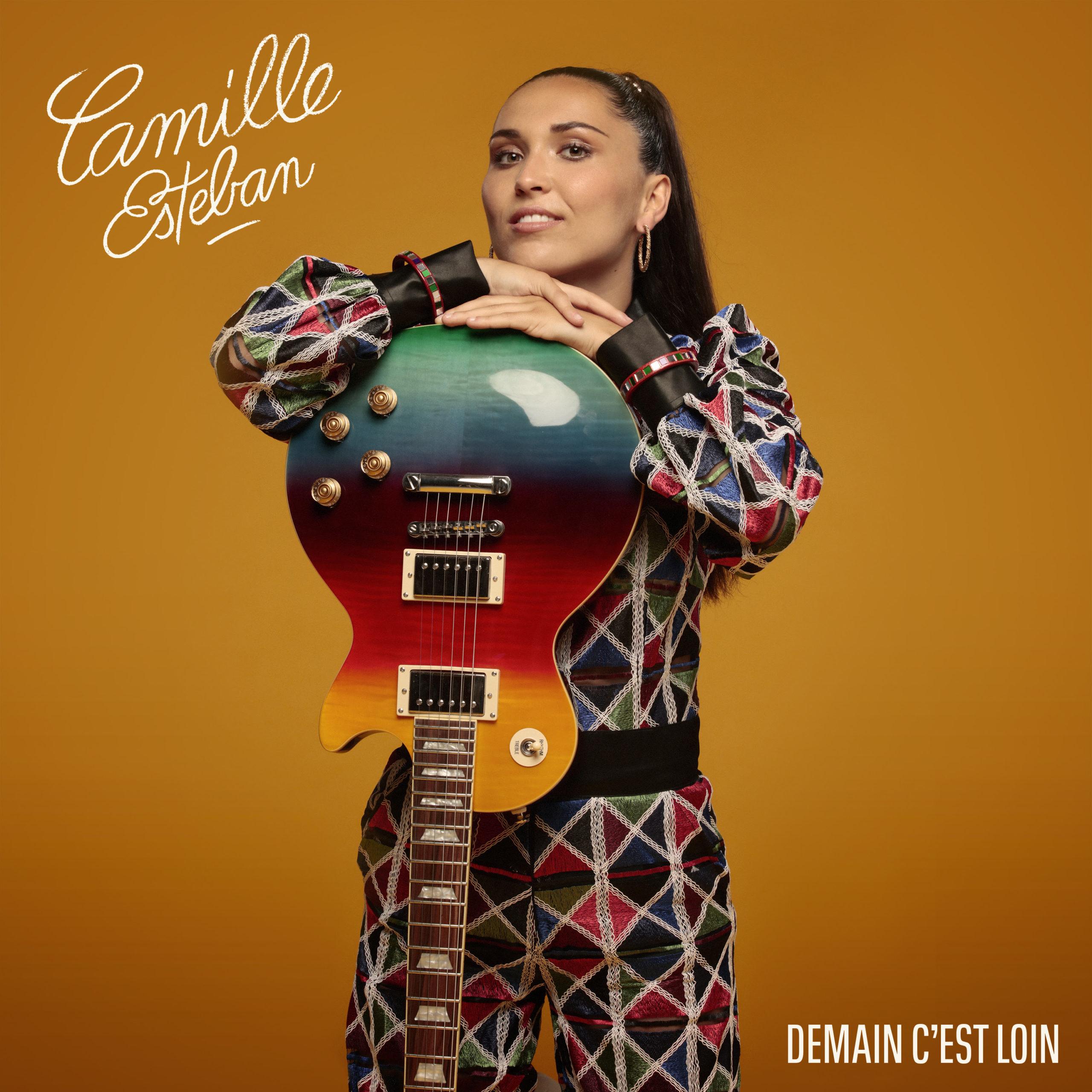 Camille Esteban, The Voice, Demain c'est loin