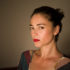 Portrait de la comédienne Emmanuelle Bouaziz
