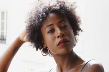Portrait de l'actrice Jessy Salomée Ugolin