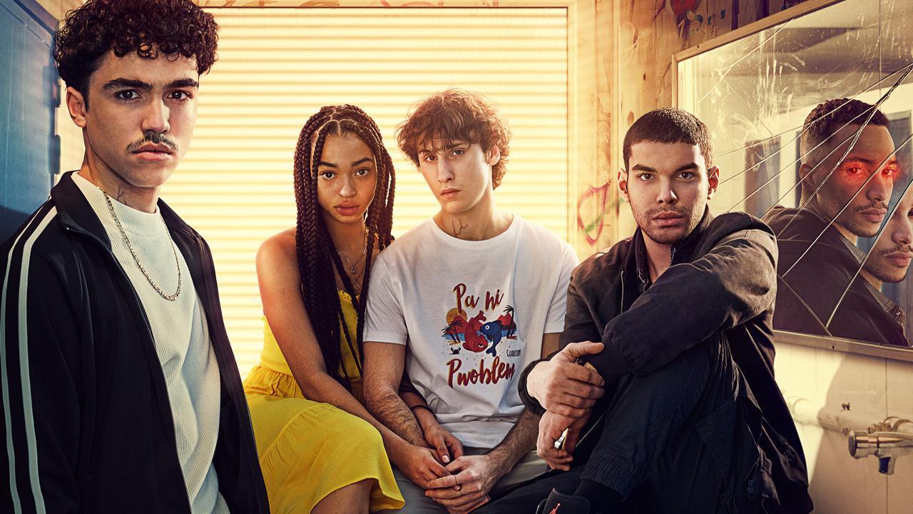 Mortel, Netflix, Sami Outalbali, Manon Bresch, Cal Malapa