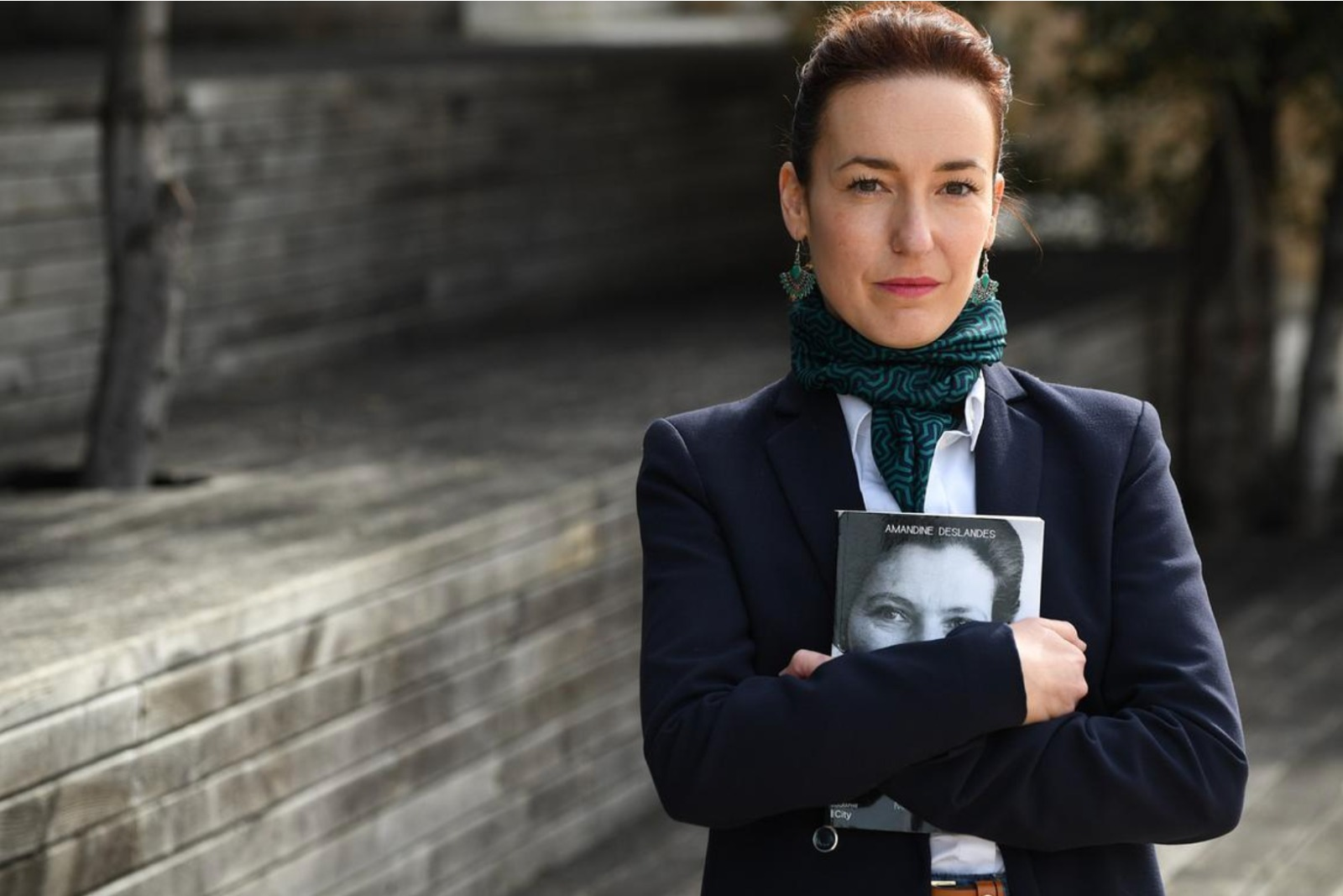 Amandine Deslandes, Simone Veil