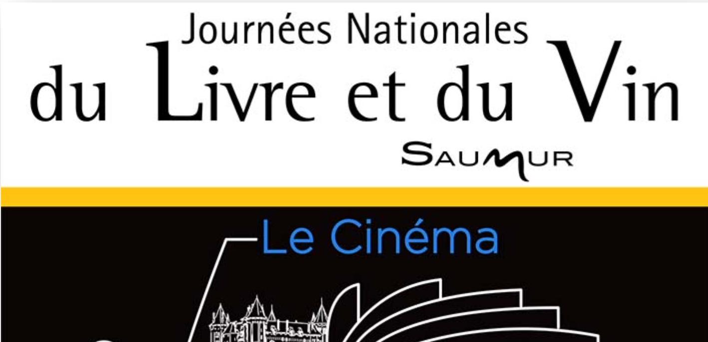 Saumur, Journées Nationales du Livre et du Vin, Jean Carmet, PressEyes, Mathilde Dandeu